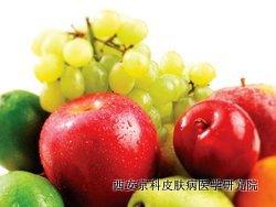 牛皮癣吃什么水果